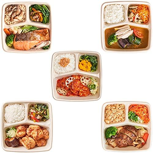 ミシュラン三ツ星シェフのおいしいプラス 急速冷凍弁当 【第一弾5種類セット】× 各2つずつ