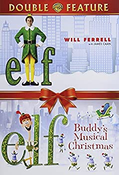 Elf & Elf  Buddy's Musical Christmas DBFE  DVD
