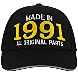 Made in 1991 All Original Parts cumpleaños 30 años