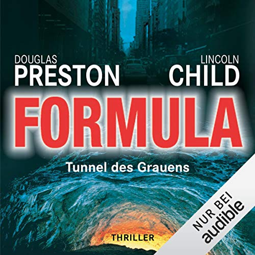 Formula: Tunnel des Grauens cover art