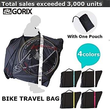 GX-Ca2 GORIX Bike Travel Bag Case Carry Transport Storage Luggage Road Mountain Bicycle