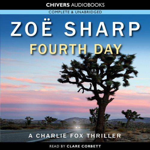 Fourth Day audiobook cover art