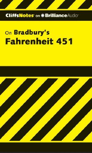 CliffsNotes on Bradbury's Fahrenheit 451: Library Edition