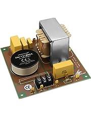 MONACOR DN-1218PAX 2-weg frequentiebereik 8 ohm, maximaal vermogen voor PA, optimale filterwerking voor 30- en 38-PA-basen, 600 W
