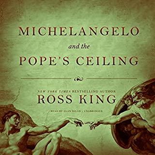Michelangelo and the Pope's Ceiling audiobook cover art
