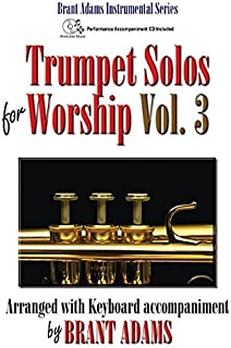 Trumpet Solos for Worship, Vol. 3