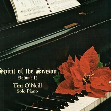 Spirit of the Season - Volume II