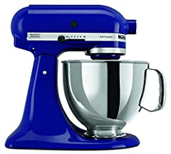 This Certified Refurbished product is tested & certified by KitchenAid to look and work like-new. The product includes original accessories, and is backed by a 6-month warranty This Certified Refurbished product is tested & certified by [Manufacturer...