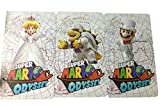 SIYI shop amiibo cards NFC Game Cards for Super Mario Odyssey Three New Function Cards Nintendo Switch 3pcs