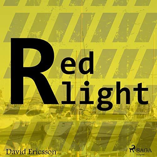 Redlight audiobook cover art