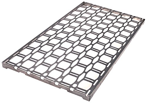 Angelo Po lavasteen-rooster voor lavasteen-grill 0A0GRG, 0D0GRG, 1A0GRG, 1D0GRG lengte 600 mm breedte 330 mm hoogte 22 mm