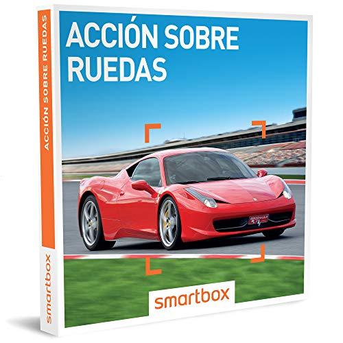 Smartbox - Caja Regalo para Adolescentes - Ideas Regalos Originales - Experiencias de Aventura como conducción en Ferrari, Porsche o Lamborghini
