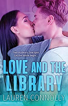 Love and the Library by [Lauren Connolly]