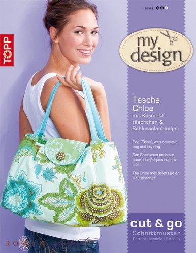 my design Tasche Chloe: mit Kosmetiktäschchen & Schlüsselanhänger