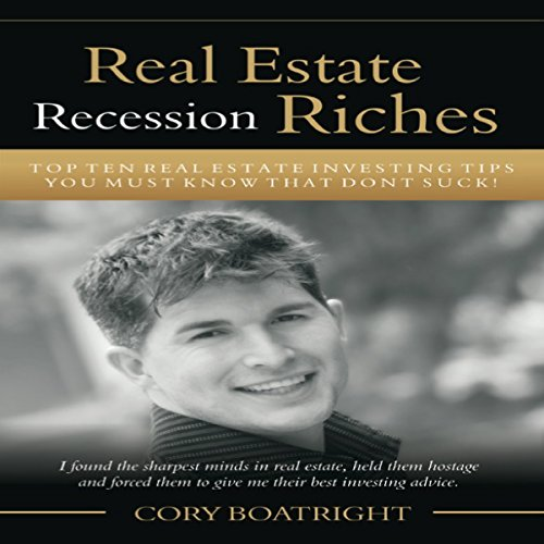 Real Estate Riches audiobook cover art