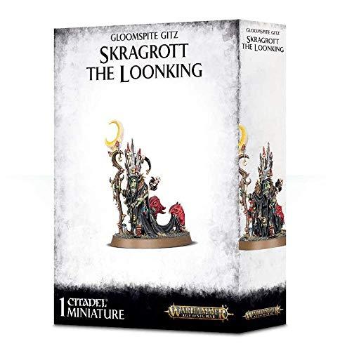 Games Workshop Warhammer Age of Sigmar: Gloomspite Gitz Skragrott The Loonking