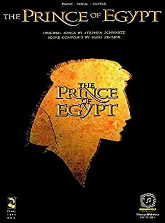The Prince of Egypt: Piano/Vocal/Guitar