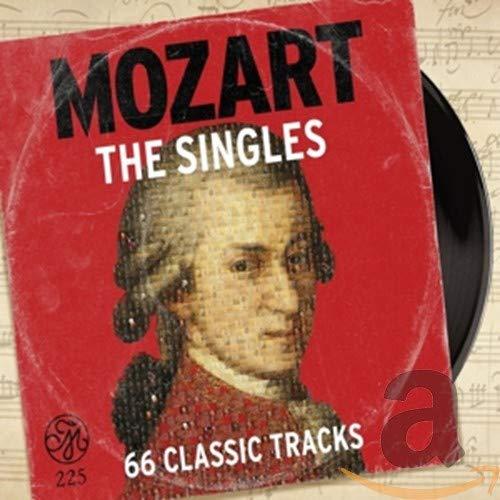 Mozart-the Singles-66 Classic Tracks