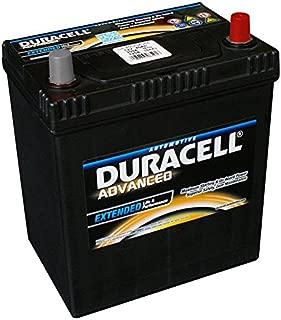 Duracell Advanced DA80 Car Battery 12V Type 110 80Ah 700cca 315x175x175 0//1 B13