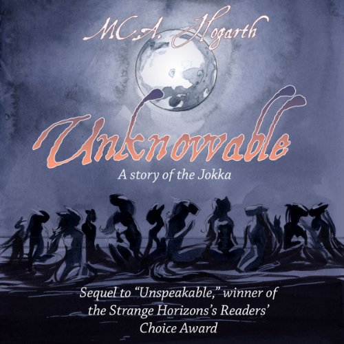Unknowable audiobook cover art
