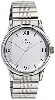 Titan Stainless Steel Watch for Men
