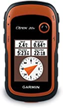 Garmin eTrex 20x, Handheld GPS Navigator, Enhanced Memory and Resolution, 2.2-inch Color..
