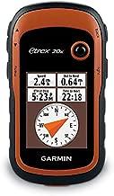 Garmin eTrex 20x, Handheld GPS Navigator, Enhanced Memory and Resolution, 2.2-inch Color..