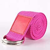 Zylxnt Spannband Aerial Yoga Stretching Band Spannhilfen (Color : Pink)