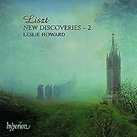Liszt: New Liszt Discoveries Vol.2 by Leslie Howard (2004-06-08)