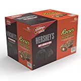 Hershey's Triple Chocolate Cakes, Reese's Peanut Butter Flavored Cupcakes