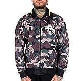 Amstaff Männer Tafio Trackjacket in Camouflage XXL
