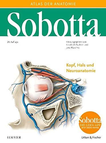 Sobotta, Atlas der Anatomie Band 3: Kopf, Hals und Neuroanatomie