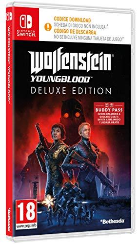 Oferta de Wolfenstein Youngblood - Edición Deluxe Nintendo Switch