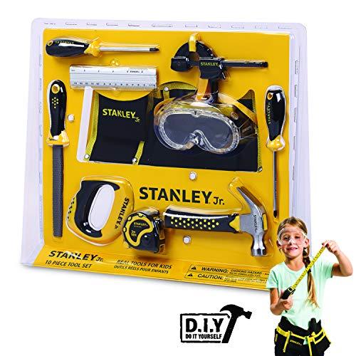 Stanley Jr. 10-Piece Kids Tool...