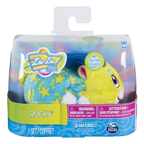 Zhu Zhu Pets Hamster Rocky Pyjama Party Limited Edition