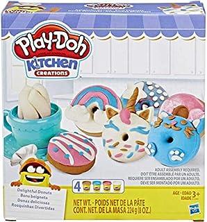 Holland Plastics 楽しいドーナツ Go Nuts for Play-Doh ドーナツ 世界的に有名なプレイ・ドー! 作るもの ...