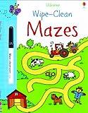 Wipe-Clean Mazes (Wipe-Clean Books)