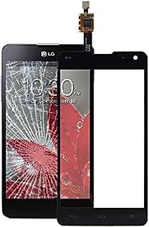 لوحة لمس الهاتف المحمول Touch Panel Digitizer Part for LG Optimus G / E973 / LS970 / E975 / E977 / F180(Black) لوحة اللمس