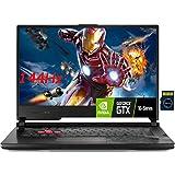 2021 ASUS ROG Strix G15 15 Premium Gaming Laptop I 15.6' FHD 144Hz I Intel Hexa-Core i7-10750H I 16GB DDR4 1TB SSD I GTX 1650 Ti 4GB RGB Backlit WiFi USB-C Win 10 + 32GB Micro SD Card