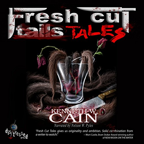 Fresh Cut Tales audiobook cover art