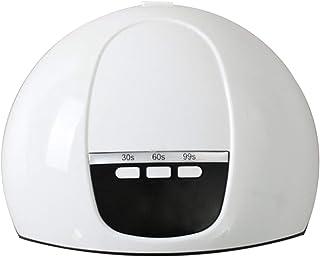 Bonarty Lámpara LED Secador de Esmalte de Uñas UV Gel Profesional Acrílico Luz de Curado Spa 45W