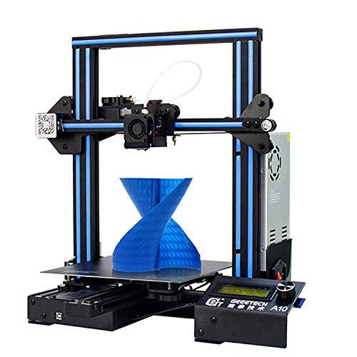 GEEETECH A10 Stampante 3D Prusa I3 Assemblaggio facile e veloce DIY Kit...