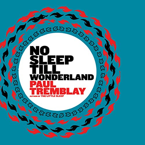 No Sleep Till Wonderland audiobook cover art