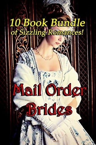 Mail Order Brides 10 Book Bundle of Sizzling Romances product image