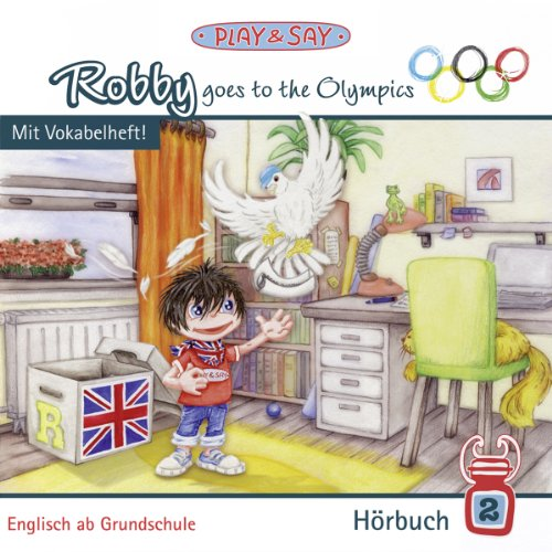 Robby goes to the Olympics Titelbild
