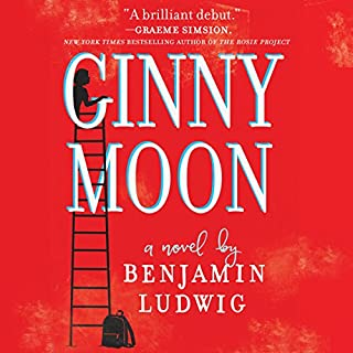Ginny Moon audiobook cover art