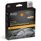 Rio ConnectCore Metered Shooting Line, ORANGE/Gray, 0.037'