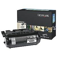 Lexmark X644X11A Extra High Yield - black - original - toner cartridge LRP - for X644dte, 644e, 646dte, 646dtem, 646dtes, 646e, 646ef, 646em, 646es