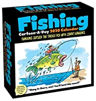 Fishing Cartoon-A-Day 2020 Calendar