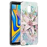Zhuofan Plus Samsung Galaxy J6 Plus Hülle, Silikon